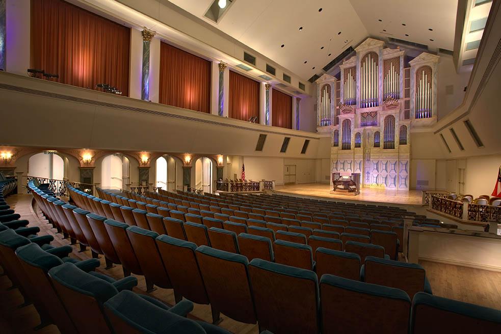 Spivey Hall image of _MG_2611_1
