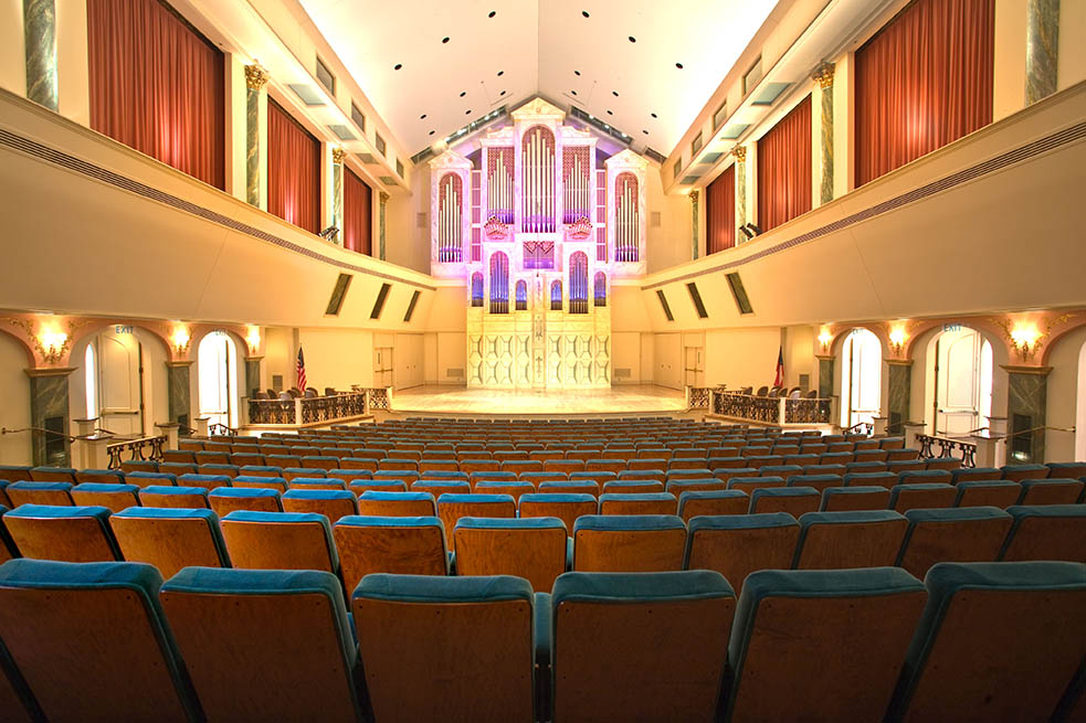 Spivey Hall image of _MG_2660_1